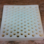 126 egg capacity quail egg shipping foam